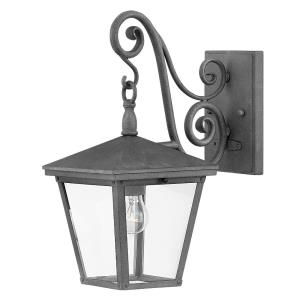 Trellis - 15.25 Inch 15W 1 LED Outdoor Small Wall Mount Lantern