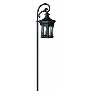 Raley - Low Voltage One Light Outdoor Path Light