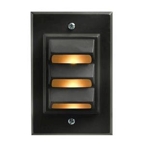 Low Voltage 1 Light Outdoor Deck/Step Light
