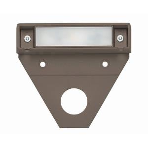 Nuvi - 1.1W LED Small Deck Light (Pack of 10) - 3.5 Inches Wide by 0.75 Inches High