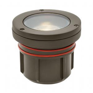 4 Inch 5W 3000K 1 LED Flat Top Well Light