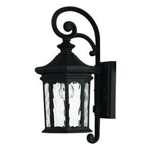 Raley - One Light Outdoor Wall Mount