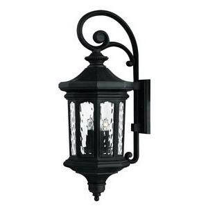 Raley - Four Light Outdoor Large Wall Mount