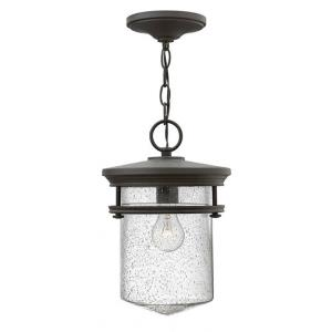 Hadley - One Light Outdoor Hanging Lantern