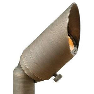 Hardy Island - Low Voltage 1 Light Small Spot Light - 1.75 Inches Wide by 2.5 Inches High