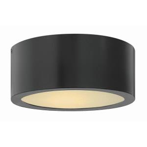 Luna - 8 Inch 8W 1 LED Outdoor Flush Mount