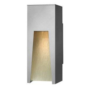 Kube - One Light Outdoor Small Wall Sconce