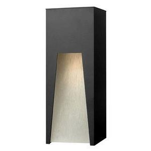 Kube - One Light Outdoor Large Wall Sconce