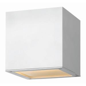 """Kube - 6"""" 15W 2 LED Outdoor Small Wall Mount"""