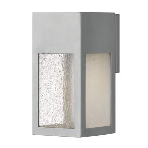 Rook - 9.5 Inch One Light Outdoor Small Wall Mount