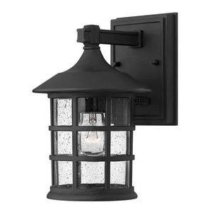Freeport - 9.25 Inch One Light Small Outdoor Wall Mount