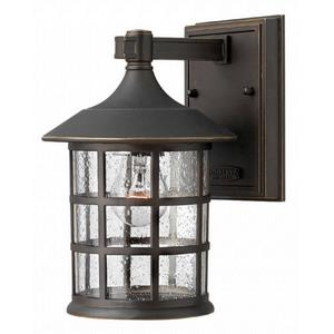 "Freeport - 9.25"" One Light Small Outdoor Wall Mount"