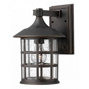 "Freeport - 12.25"" One Light Medium Outdoor Wall Mount"