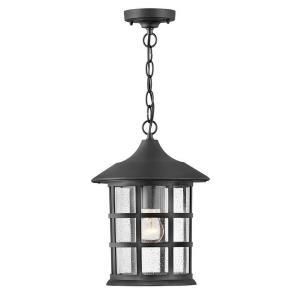 Freeport - One Light Outdoor Large Hanging Lantern