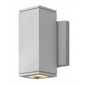 """Kore - 7.5"""" 5W 1 LED Outdoor Square Medium Wall Mount"""