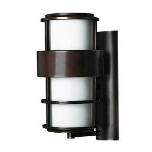 Saturn 16 Inch Outdoor Wall Lantern  Solid Brass Approved for Wet Locations