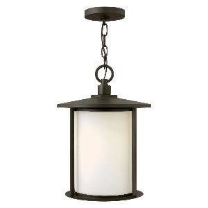 Hudson - 15.5 Inch One Light Outdoor Hanging Lantern