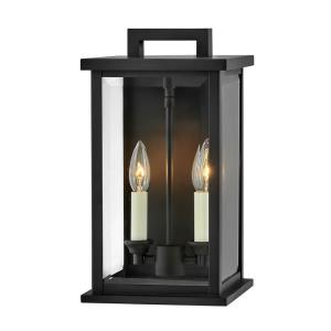 Weymouth - 14.25 Inch 2 Light Outdoor Wall Mount