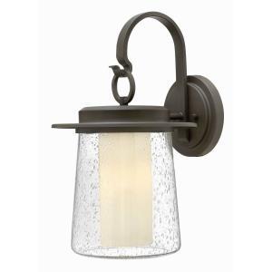 NULL 18.75 Inch Outdoor Wall Lantern  Aluminum