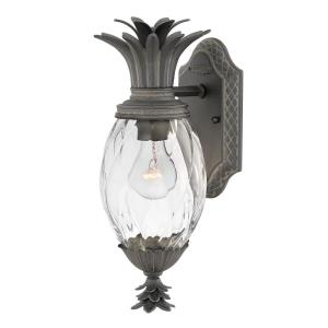 Plantation - One Light Outdoor Extra Small Wall Lantern
