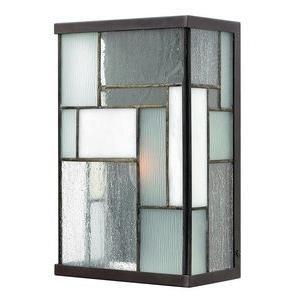 Mondrian - One Light Outdoor Small Wall Mount