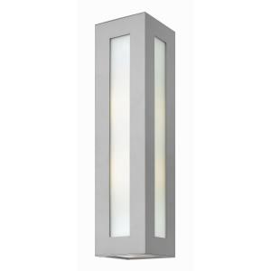 Dorian - One Light Large Outdoor Wall Mount
