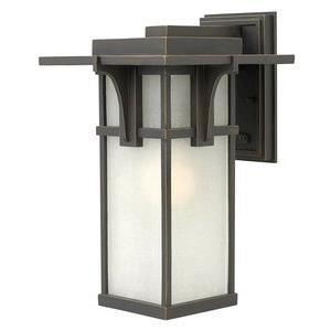 Manhattan - One Light Medium Outdoor Wall Mount