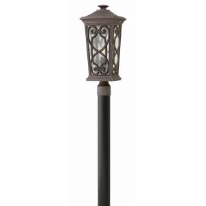 Enzo - 21 Inch One Light Outdoor Post/Pier Mount