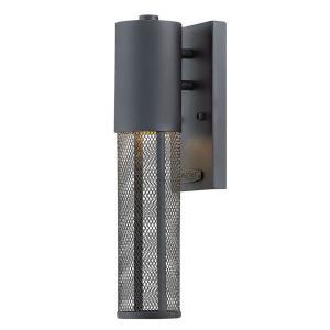 "Aria - 14.5"" One Light Outdoor Mini Wall Mount"