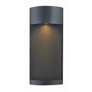 Aria - 17.25 Inch One Light Outdoor Pocket Wall Mount
