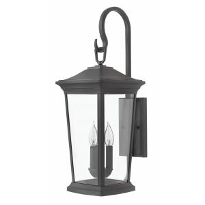 "Bromley - 24.75"" 15W 3 LED Outdoor Extra Large Wall Lantern"