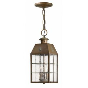 Nantucket Brass Outdoor Lantern Fixture