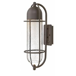 Perry - One Light Outdoor Medium Wall Mount