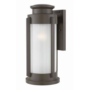 Briggs - One Light Outdoor Large Wall Mount