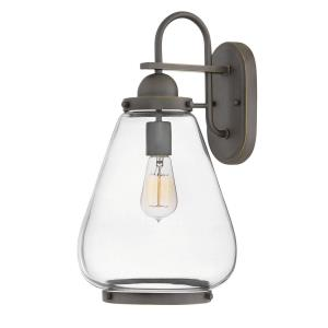 Finley - One Light Outdoor Large Wall Mount