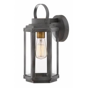Danbury - One Light Outdoor Small Wall Lantern