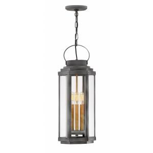 Danbury - Three Light Outdoor Large Hanging Lantern