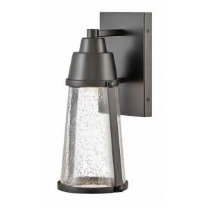 Miles - 12 Inch 6.5W 1 LED Outdoor Small Wall Lantern