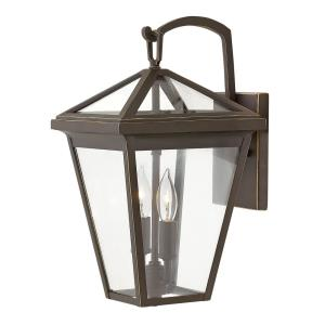 Alford Place - 14 Inch 2 Light Outdoor Small Wall Lantern