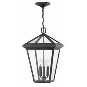 "Alford Place - 19.5"" 15W 3 LED Outdoor Large Hanging Lantern"
