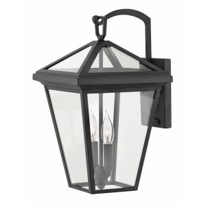 "Alford Place - 17.5"" 10W 2 LED Outdoor Medium Wall Lantern"