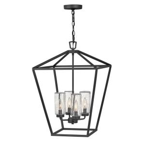 Alford Place - 24.5 Inch 4 Light Outdoor Medium Hanging Lantern