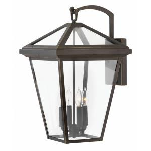 Alford Place - 24 Inch 4 Light Outdoor Extra Large Wall Lantern
