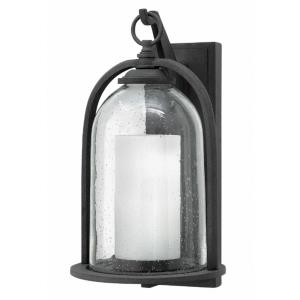 Quincy - 16.75 Inch One Light Large Outdoor Wall Mount