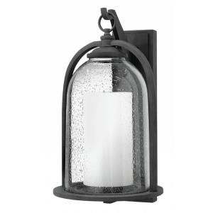 Quincy - 20 Inch One Light Extra Large Outdoor Wall Mount