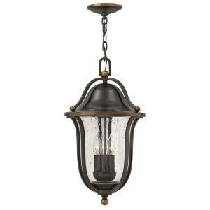 Bolla - Three Light Outdoor Hanging Lantern