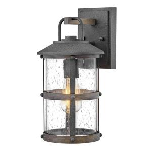 Lakehouse - 1 Light Outdoor Small Wall Lantern