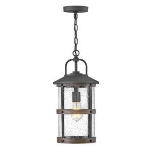 Lakehouse - One Light Outdoor Medium Hanging Lantern