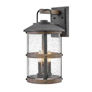 Lakehouse - 3 Light Outdoor Large Wall Lantern