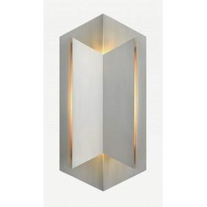 Lex - One Light Large Outdoor Wall Sconce